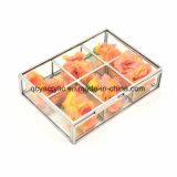 Freier Acrylrosen-Kasten