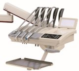 Integraler zahnmedizinisches Geräten-Geräten-Stuhl mit neun Speichern