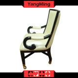 Cadeira coreana Ym-Dk14 da madeira contínua do clube