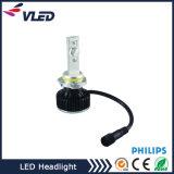Ampoules de petite taille de phare du véhicule DEL de la seule lentille la plus neuve avec H1 H7 H8 H11 9005 Hb3 9006 Hb4