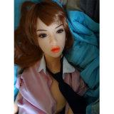 Doll van het Geslacht van het Silicone van de Kleur van de Huid van 135cm Wit Echt