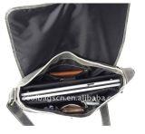(KL239) Saco de ombro personalizado para sacos de ombro do portátil do negócio de forma dos homens