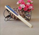 Barato y ventilador de papel de bambú llano modificado para requisitos particulares del fabricante