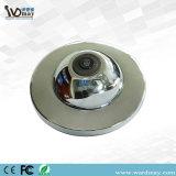 Câmera super panorâmico do CCTV da abóbada do metal de 360 graus mini