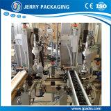 Fuente de la fábrica de cristal automática y botellas de plástico tarro sellado Máquina que capsula