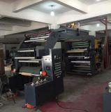 Polythen-Beutel Flexo Drucken-Maschine von der Hangzhou-Stadt