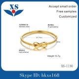 Het nieuwe Ontwerp van de Modellen van de Armbanden van de Manier Gouden
