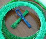 Fil de coupure enduit par PVC/fil de bride de fixation/fil directement coupé