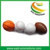 Relaxableの昇進のためのロゴの印刷を用いる反圧力の球