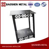 Mobilia personalizzata diretta di montaggio della lamiera sottile dell'acciaio inossidabile della fabbrica