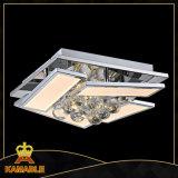 Plafonnier en aluminium de fer commercial de DEL (KAC1258-4L+3)