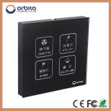 Interruttore di tocco del segnale del portello del risparmiatore di energia dell'hotel di Orbita per il commercio all'ingrosso