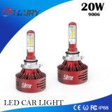 25W de potencia H1 H4 H7 9006 faros LED bulbo de la linterna