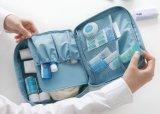 Grote Capaciteit, Kosmetische Doos, de Multifunctionele Zak van de Make-up van Schoonheidsmiddelen, Zak voor Gift