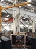 стеклянное машинное оборудование установки 250kgs