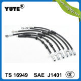 Yute asamblea de manguito auto del freno hidráulico del SAE J1401 de 1/8 pulgada