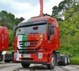 Головка трактора Saic-Iveco Hongyan 6X4 M100 горячая в Уганде