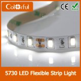 Striscia ultra luminosa di DC12V SMD5730 LED