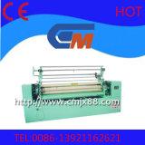 Maquinaria automática do plissado do revestimento da tela de matéria têxtil de pano do acordeão