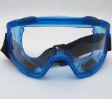 Bunte Skifahren-Gläser