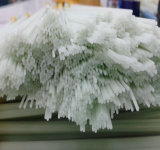 Poste de support de fibre de verre avec la protection UV et de haute résistance durables