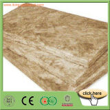 Baumaterial-Felsen-Wolle-Blatt-Isolierung mit Alaun-Folie