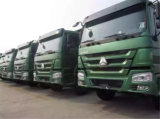 Sinotruk Heavy Duty 6X4 Benne Sans Sleeper