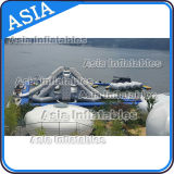 Aqua Glide Sommet express glissoire d'eau, toboggan pour parc aquatique
