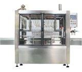 Tipo linear máquina de embotellado del agua potable para la máquina de etiquetado de las botellas del animal doméstico