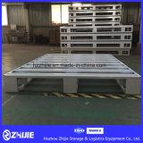 Pálete de aço resistente personalizada do metal do armazenamento do armazém