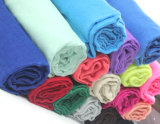 Bufanda más popular colorida de la viscosa 2016 del 100% con precio barato y buena calidad