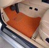 車のカーペットのロールの平らなフィートのループ山PPのファイバーのマット