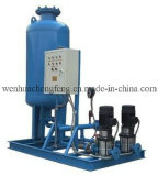 Sistema de bomba constante de agua de la presión