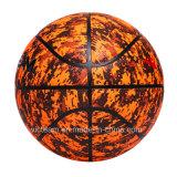 Personalizado impreso Bulk Street PU de cuero de baloncesto