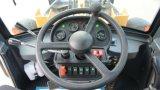Затяжелитель колеса 1.6 тонны при быстро приспособление изменения, экранируя ведро