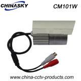 Micrófono impermeable de alta fidelidad de la vigilancia del CCTV para el sistema de seguridad (CM101W)