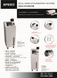 Recentemente Designd Fdj-126 Duplo-Indica o contador da nota de banco do vácuo para o dinheiro empacotado
