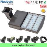 Luz de rua ao ar livre do diodo emissor de luz da área da estrada da fotocélula 150W de IP66 Dimmable