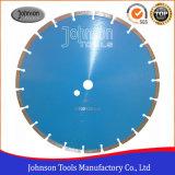 300mmのダイヤモンドのツールの円の切断は一般目的については鋸歯を