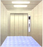 Elevador e elevador da carga para bens e armazém