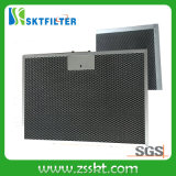 Filtros primarios activados marco de aluminio del carbón