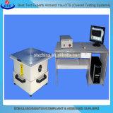 Máquina de prueba electrónica de la vibración del precio de fábrica con la coctelera de tres ejes