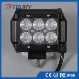 Luz de inundación de 18W LED Luz de trabajo de CREE LED para vehículos todo terreno