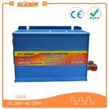Inversor solar da fonte de alimentação 500W de Suoer 24V (FAA-500B)