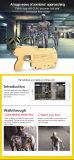 Nuevos juegos del Shooting del AR-Arma 3D de Bluetooth para Smartphones