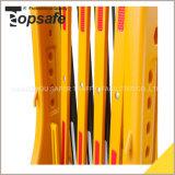 Barrera de plástico retráctil de plástico / barrera expansible (S-1643)