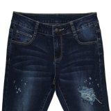 2017 Dame Print Wasch dünne Fashion Jeans (MYB07)