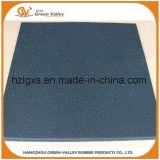 Tuiles en caoutchouc de couvre-tapis en caoutchouc antichoc de plancher pour d'intérieur et extérieur
