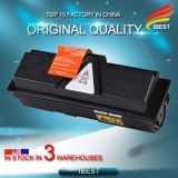 Cartucho de toner compatible de Kyocera Tk-130 Tk-131/2/3/4/7 Tk-160/1/2/3/4 de la calidad estable para Kyocera-Mita Fs1300 Fs-1300d Fs1120 Fs-1120d