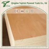 4 * 8 * 12 mm Malasia Mersawa amarillo hizo frente a la madera dura Core de alta calidad de la madera contrachapada